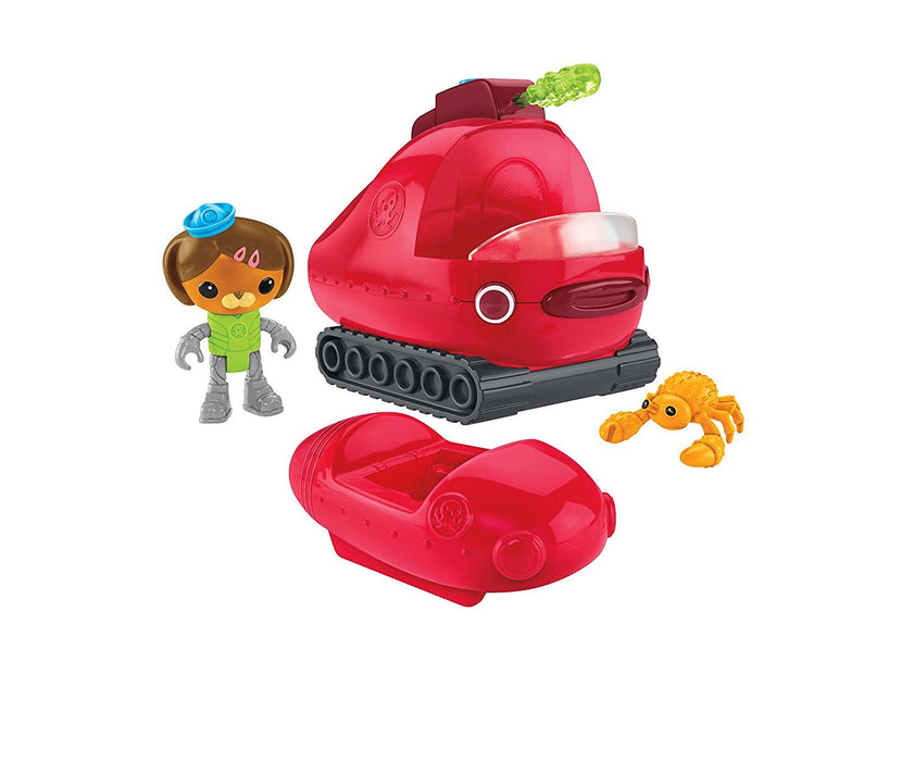 Octonauts Gup-X with Dashi Toy
