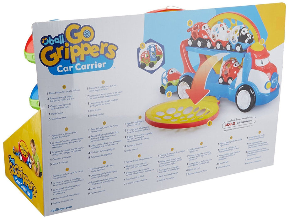 Oball Go Grippers Car Carrier