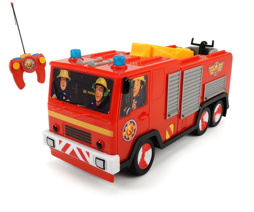 Simba Toys 3099612 Fireman Sam Jupiter Remote Control Fire Truck