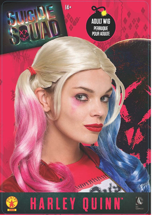 Rubie's Official Suicide Squad Harley Quinn Wig (One Size)