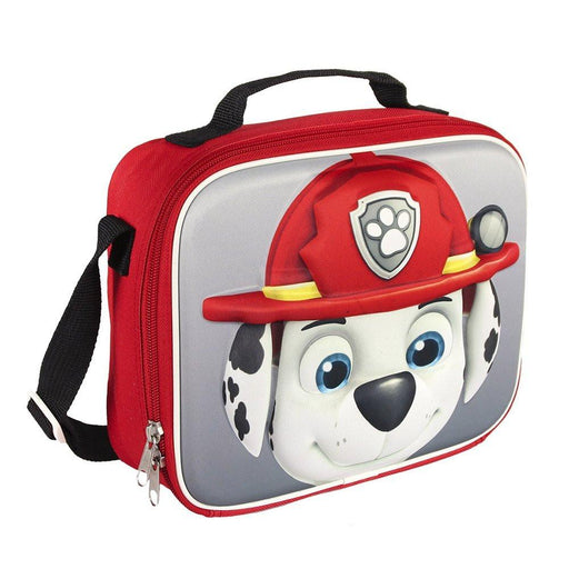 Paw Patrol 2100001609 3D Marshall Insulated Cooler Lunch Bag