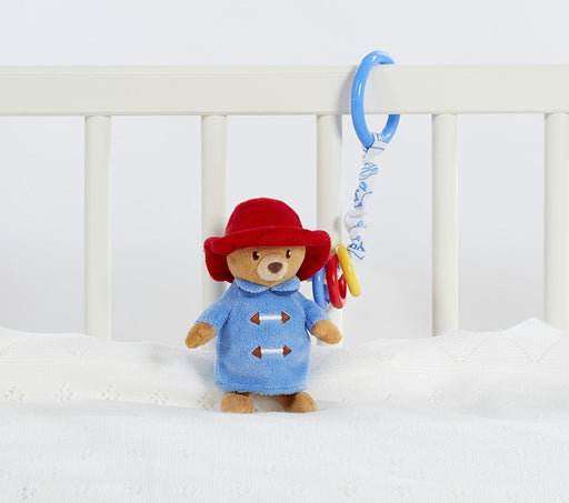 "Rainbow Designs PA1409 ""Paddington for Baby Jiggle"" Attachable Toy"