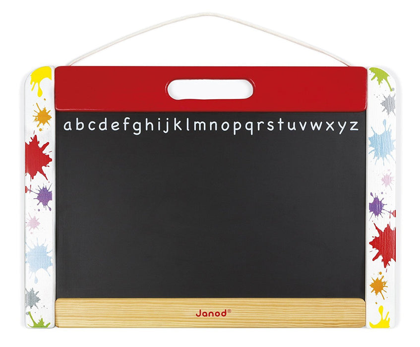 Jura Toys J09613 Janod Splash Wall Blackboard