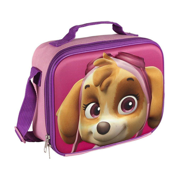 Paw Patrol 2100001611 3D Skye Insulated Cooler Lunch Bag
