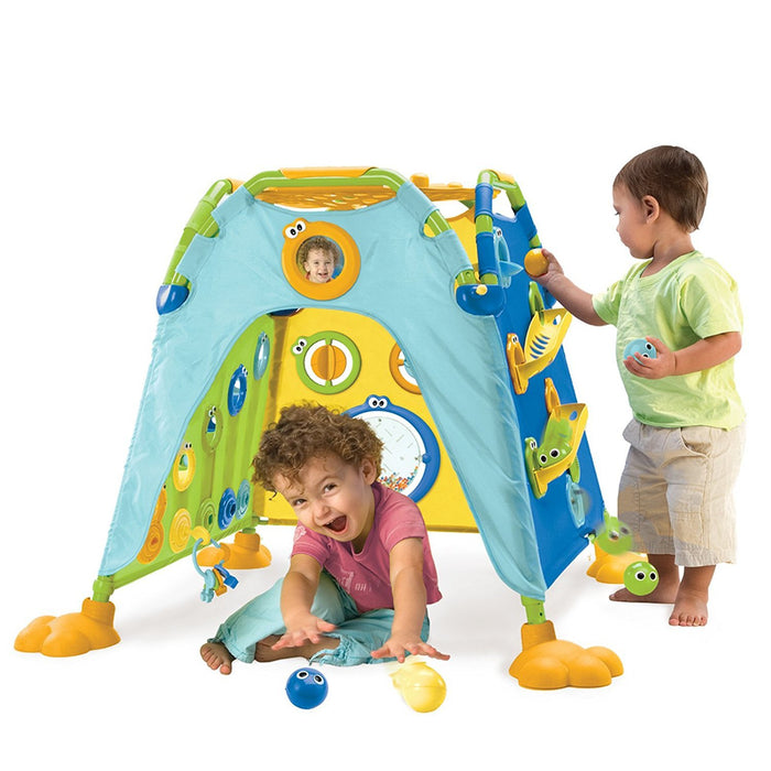 Yookidoo Discovery Playhouse - Folding House of Activities (40111)