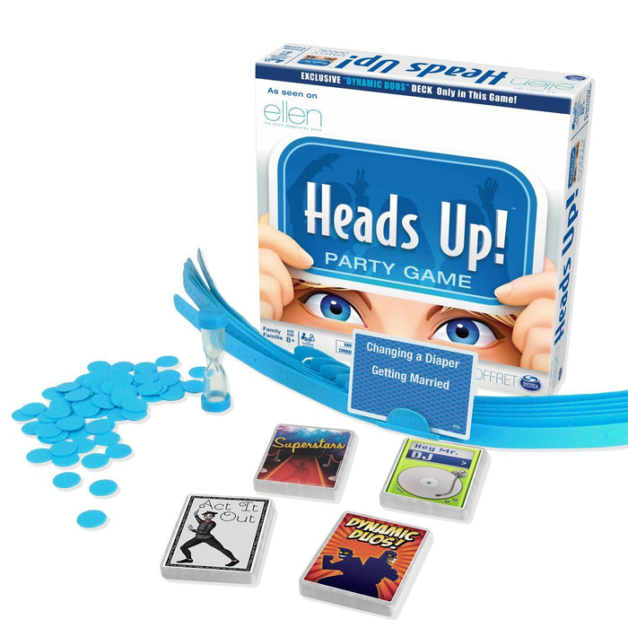 Head's Up Party Game
