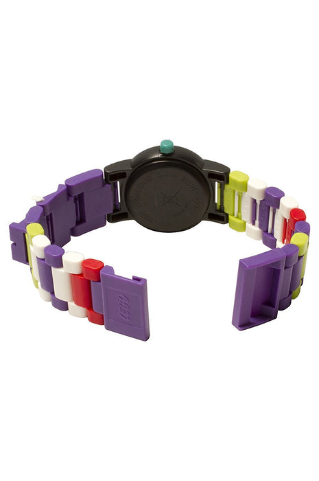 LEGO Batman Movie The Joker Minifigure Link Children's Watch