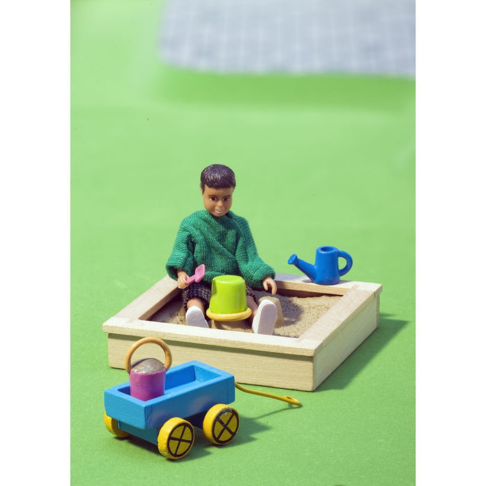 LUNDBY Smaland Sandbox Playset