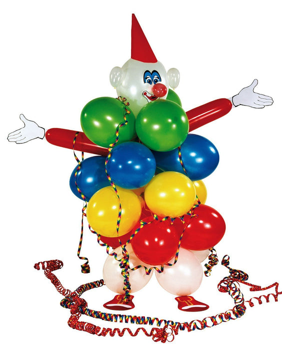 Riethmüller 450001 - Set for Creating a clown of Balloons