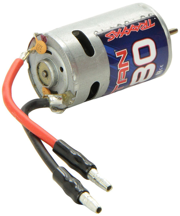 Traxxas 7075 Titan 380 18-Turn Brushed Motor