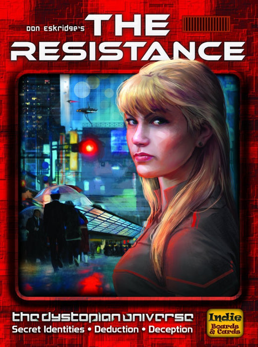 The Resistance (The Dystopian Universe)