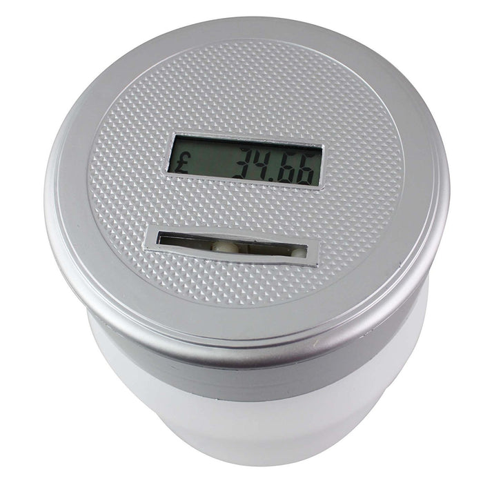 50Fifty Glowing Coin Counter