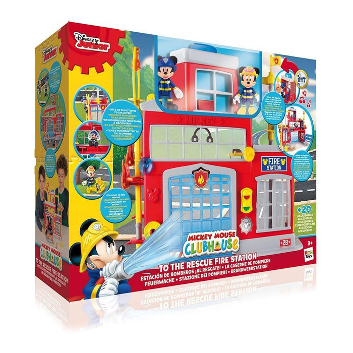 Mickey Mouse Club House - Mickey Mouse to the Rescue Fire Station