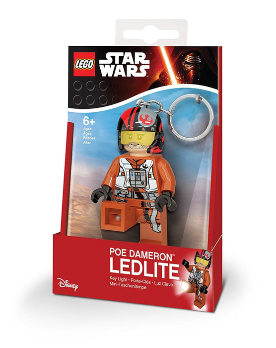 Lego Lights IQLGL-KE95 Star Wars Episode VII Poe Dameron Key Light