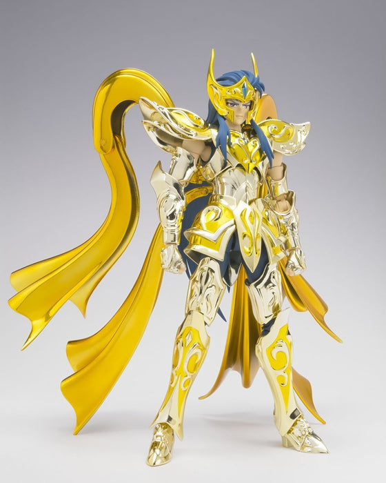 "Bandai Tamashii Nations Myth EX Aquarius Camus God Cloth ""Saint Seiya"" Action Figure"