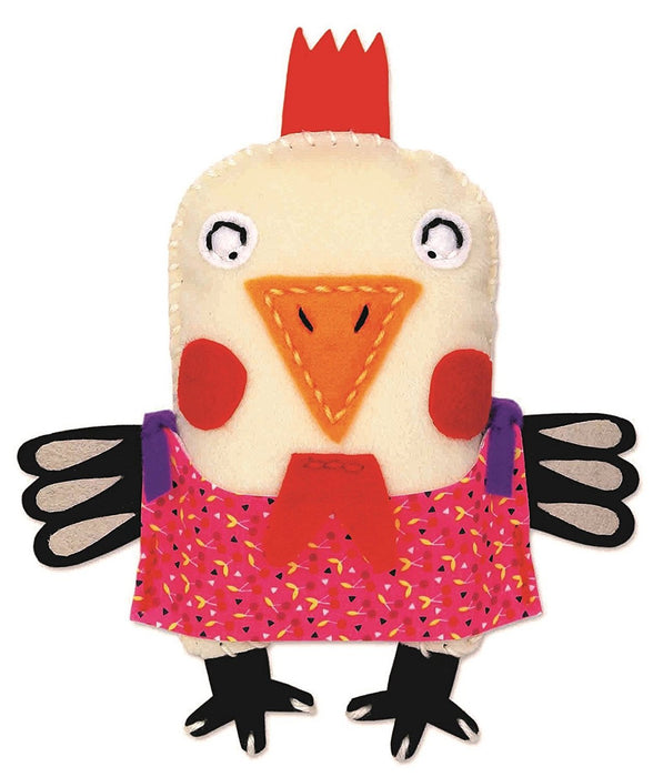Avenue Mandarine Little Couz\'IN Zoe The Hen