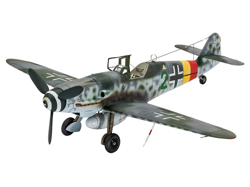 "Revell GmbH 03958 1:48 Scale ""Messerschmitt Bf109 G-10"" Plastic Model Kit"
