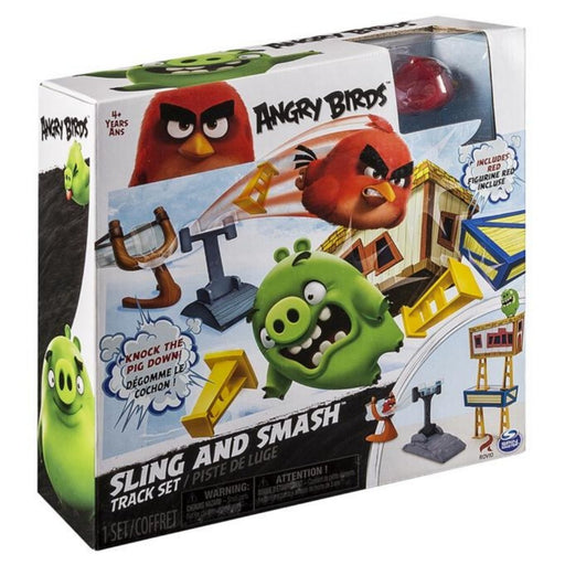 Angry Birds Speedsters Track Set