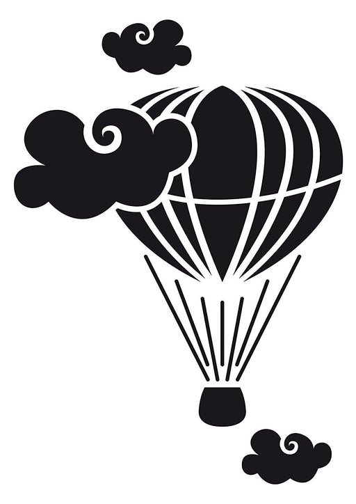 Artemio A4 Air Balloon Stencil