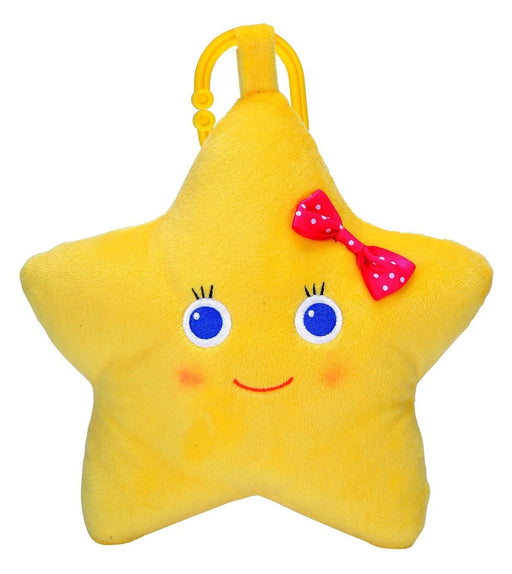 KD Toys LB8162 Little Baby Bum Twinkle The Star Musical Plush Toy
