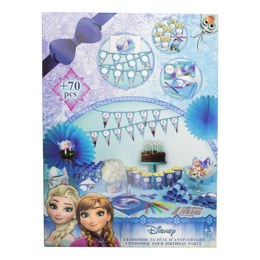 "Frozen DARP-CFRO094 ""Disney Customize Your Birthday Party"" Toy"