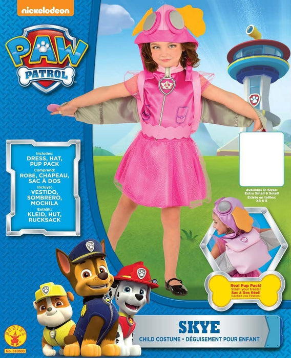 Rubie's Official Child's Paw Patrol Skye - Small