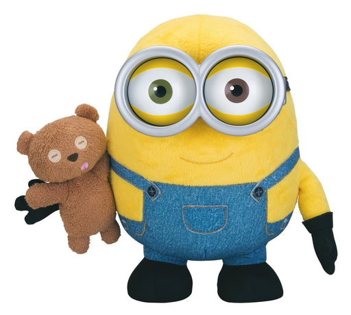 Mondo M31013 Minions Soft Toy-Sleepy Time Bob