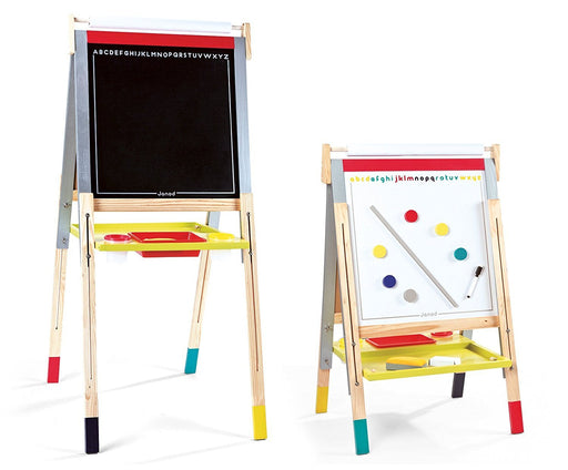 Janod Graffiti Height Adjustable Easel