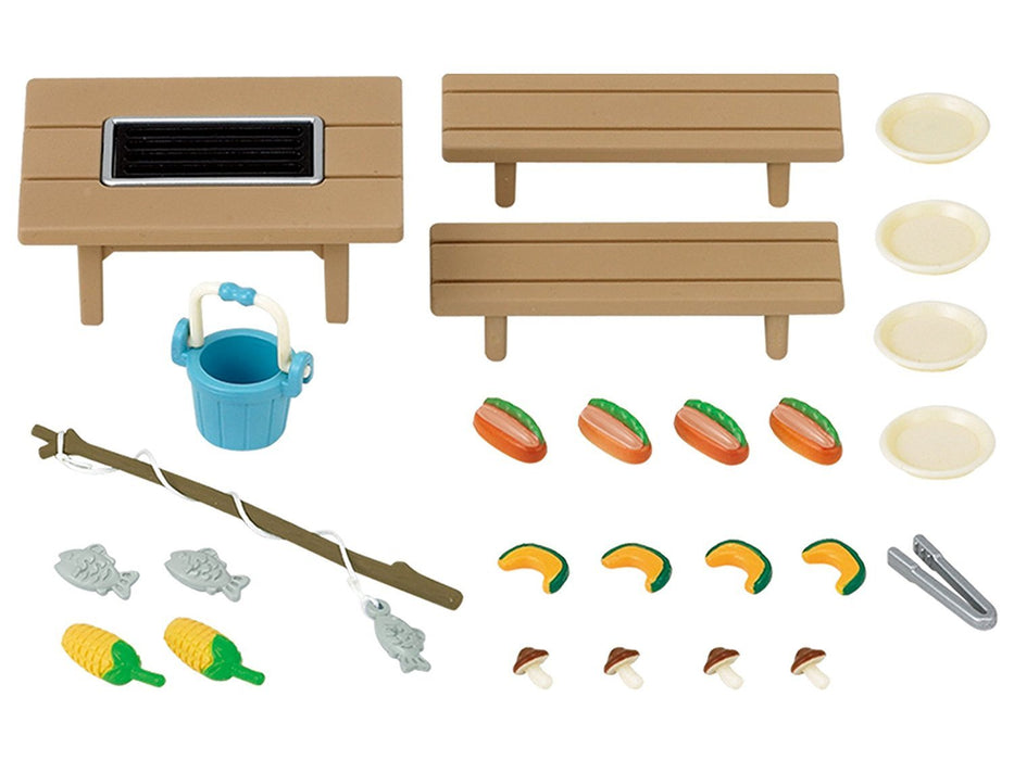 FAMILY BARBECUE SET - SPEELGOE
