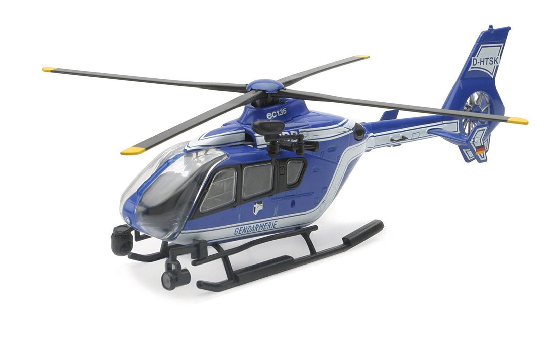 eurocopter ec135 Gendarmerie 1: 43 Model Helicopter