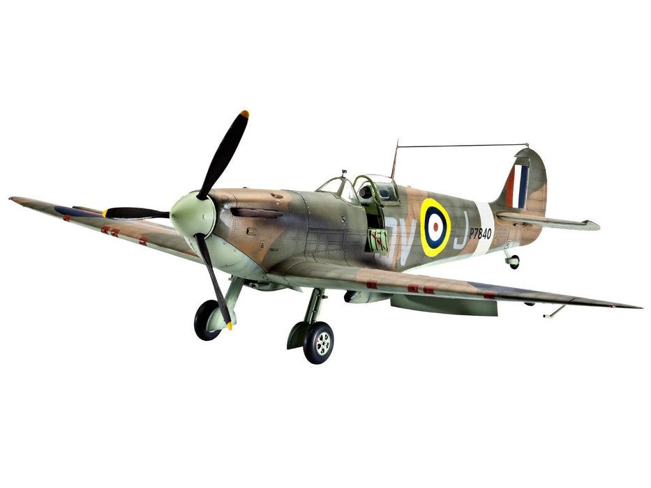 Revell Supermarine Spitfire Mk IIa Aircraft Plastic Model Kit