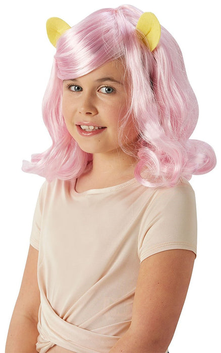 Rubie's Official My Little Pony Flutter Shy Wig Child's Fancy Dress Accessory (One Size)