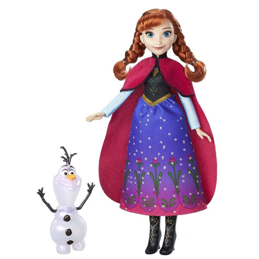 "FROZEN B9200EL20 ""Disney Frozen Northern Lights Anna"" Doll"