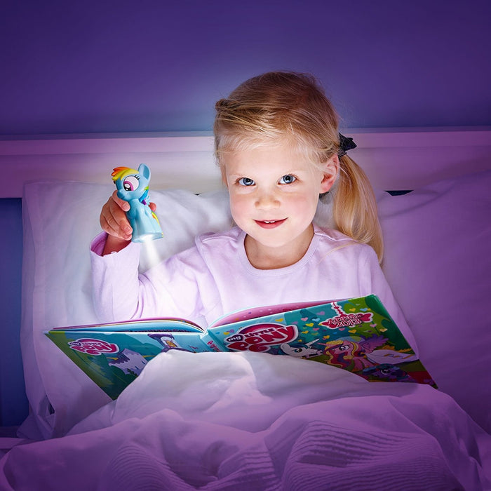 My Little Pony Magic Night Light - Rainbow Dash Kids Torch and Projector by GoGlow