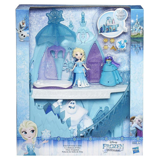 Frozen Disney Little Kingdom Elsa's Frozen Castle