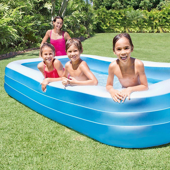 "Intex 120"" Family Swim Centr"