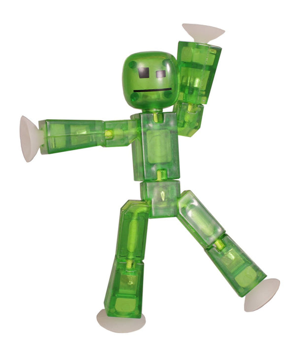 Toy Shed StikBot Figure (Dark Green)