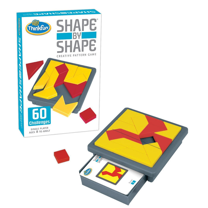 Shape By Shape Creative Pattern Puzzle