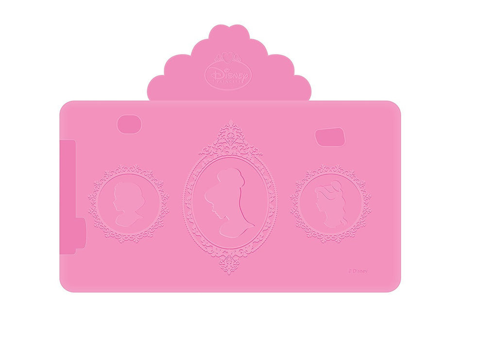Lexibook 7-inch Princess 3D Silicone Protective Pouch for Tablets