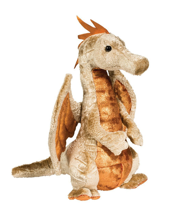 Cuddle Toys 718 Elgar Copper Dragon