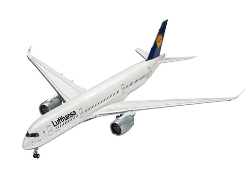 Revell GmbH 03938 1:144 Scale Airbus A350-900 Lufthansa Plastic Model Kit