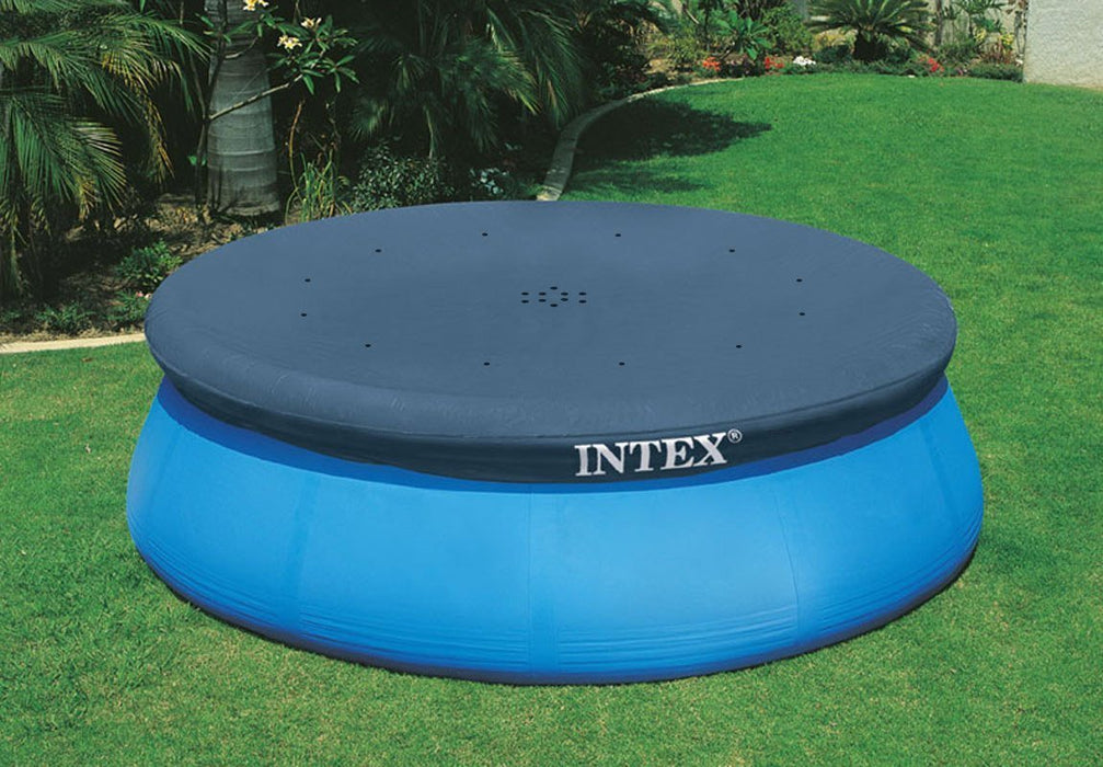 Intex 10ft Easy Set Swimming Pool Cover #28021