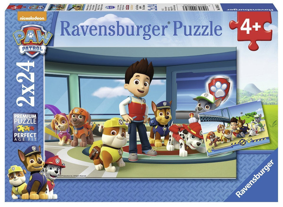 Ravensburger - Spot 2 Puzzles in a Box