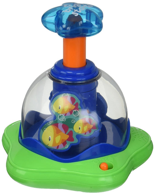 Bright Starts press and glow (spinner)