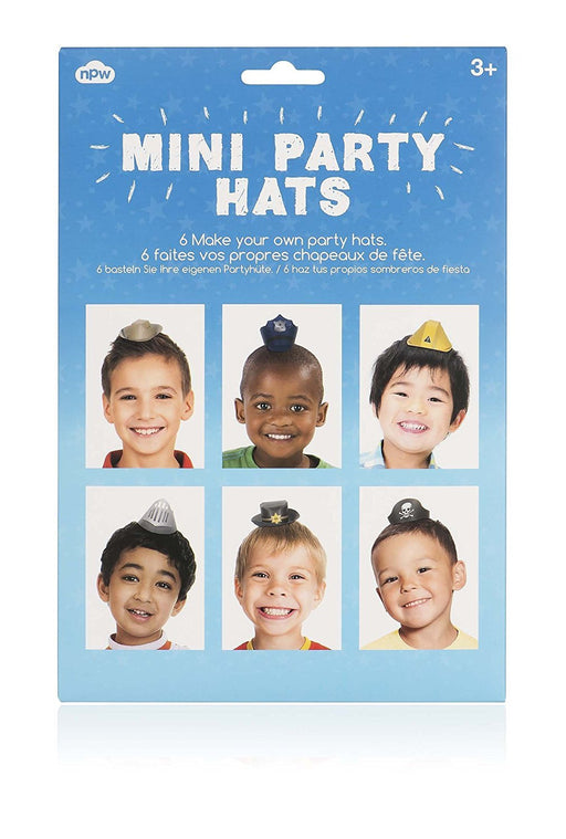 Celebration Nation NP25071 Kid Mini Party Boys Hat