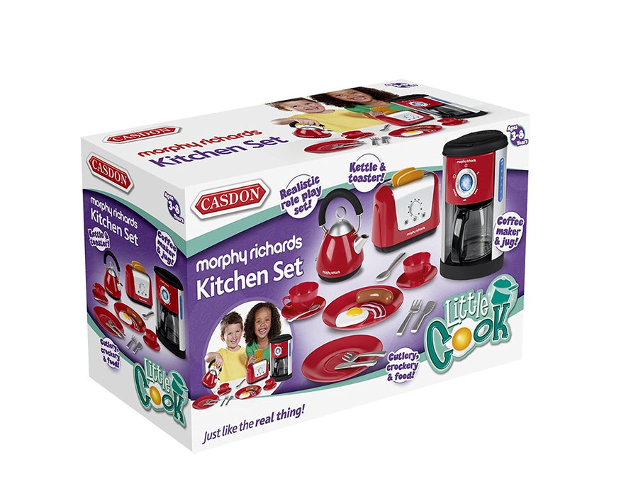 Casdon Morphy Richards Kitchen Set