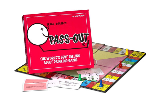 Pass Out: The World's Best Selling Adult Drinking Game
