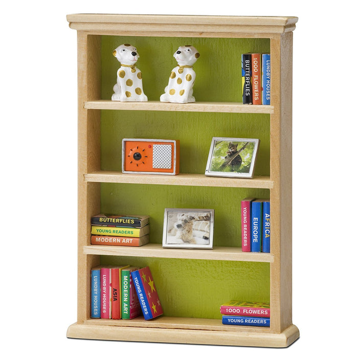 LUNDBY Smaland Bookcase Playset