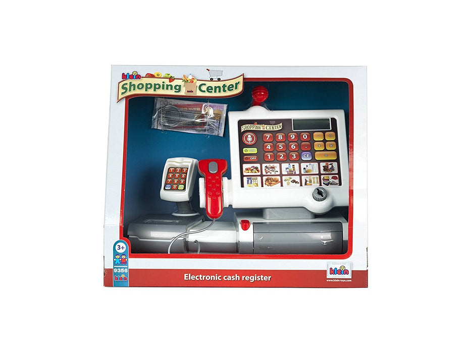 Theo Klein 9356 Electronic Cash Register Set