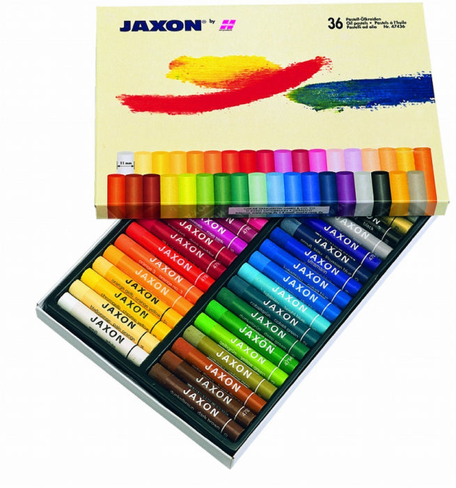 Honsel Art Products JAXON 47436 Oil Crayons 36-Pack